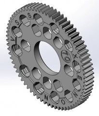 VSS EX SPUR GEAR 64DP (Select Teeth) 30XX - GRIPWORKS RC