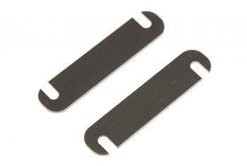 Distance plate for lower arm 1.0mm (2)