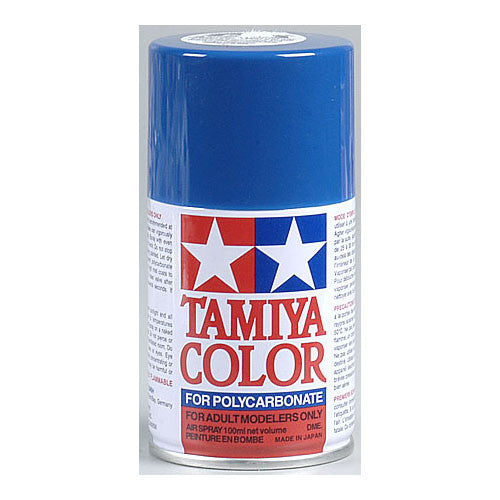 Tamiya PS-4 Polycarbonate Spray Paint Blue 3oz