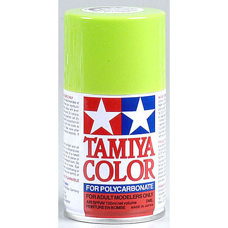 Tamiya PS-8 Polycarbonate Spray Paint Light Green 3oz