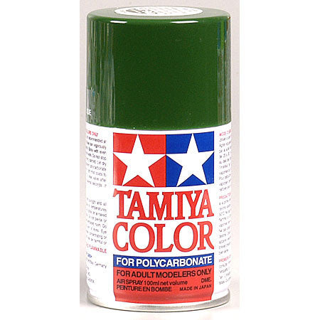 Tamiya PS-9 Polycarbonate Spray Paint Green 3oz