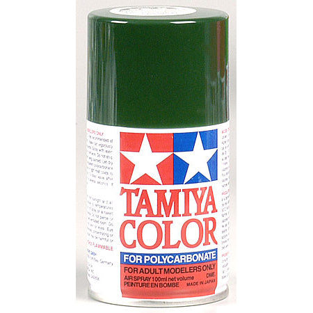 Tamiya PS-34 Polycarb Spray Bright Red 3 oz