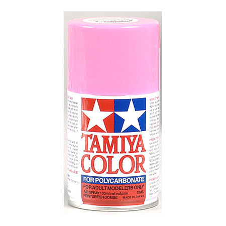 Tamiya PS-29 Polycarbonate Spray Paint Fluorescent Pink Violet 3 oz