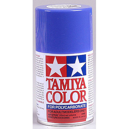 Tamiya PS-35 Polycarbonate Spray Paint Blue Violet 3 oz - GRIPWORKS RC