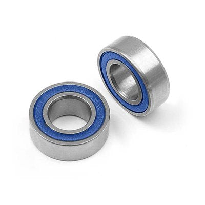 HIGH-SPEED BALL-BEARING 5X9X3 RUBBER SEALED (2)