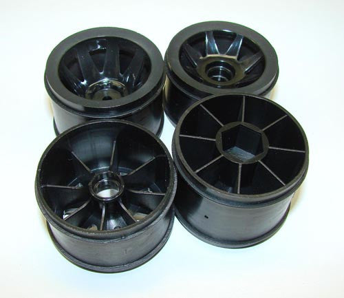 CRC F1 Promount wheels - set of 4 CLN 1510