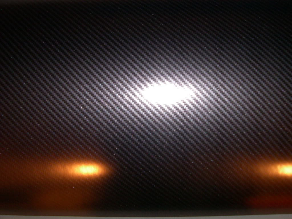 CARBON FIBER DECAL