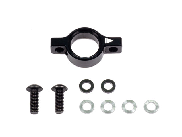 ALU AXLE HEIGHT ADJUSTER SET (Black / incl. Washer)