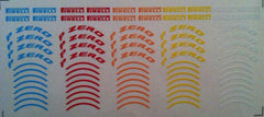 F1PAINTLAB F1 DECAL SHEET (TYRE DECALS)