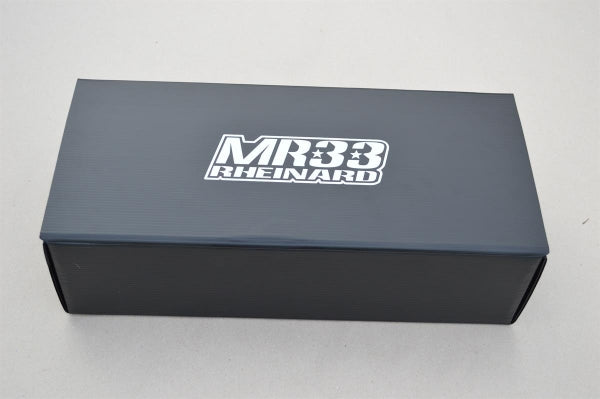 MR33 Plastic Card Box 470 x 220 x 130mm