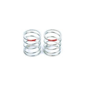SMJ Silver Line Progressive Spring TS2.5-2.8 (Short/Red) for TBBS N-01-G31273 - GRIPWORKS RC