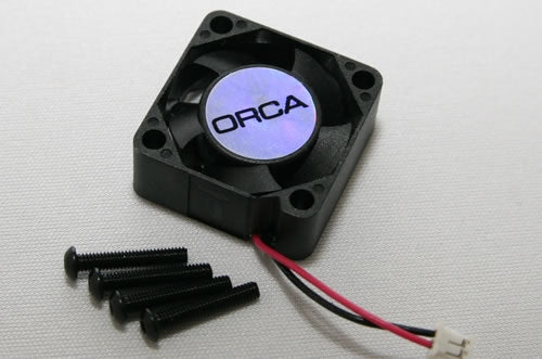 ORCA Ultra High Speed ESC Fan 25mm x10mm