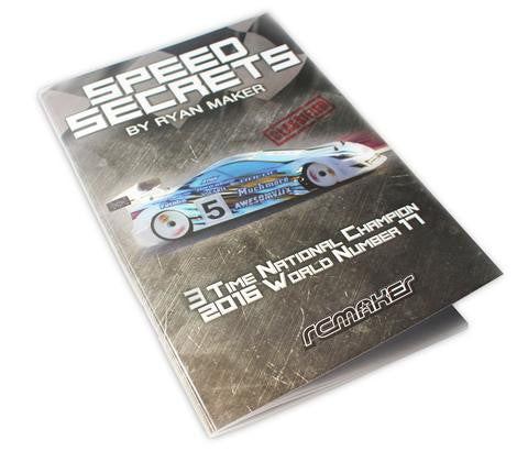 SPEED SECRETS BY RYAN MAKER - GRIPWORKS RC