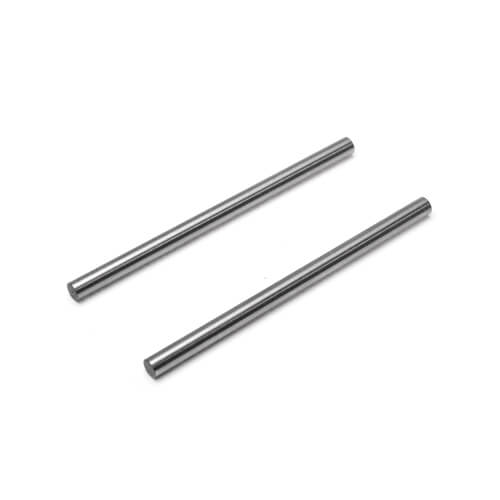 TKR6523 – Hinge Pins (inner, front/rear, super hard, EB410, 2pcs) - GRIPWORKS RC