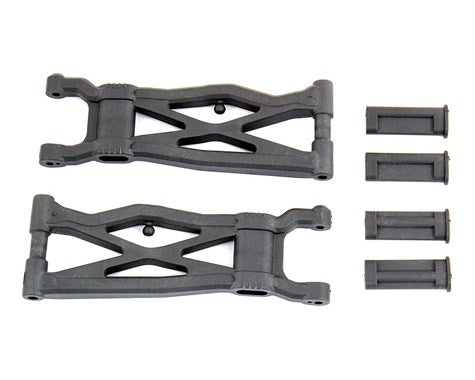 Team Associated T6.1/SC6.1 Rear Suspension Arms (Hard)