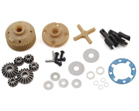 Team Associated B6.1/B6.1D Gear Differential Kit - GRIPWORKS RC