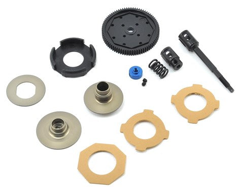 Team Associated B64 Center Slipper Kit