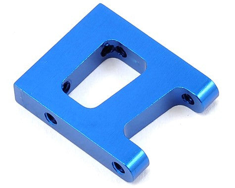 Team Associated Factory Team Floating Servo Mount (Blue)