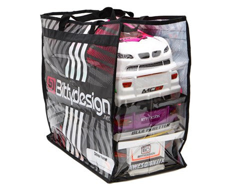 Bittydesign Touring Car Body Hand Bag (190-200mm) - GRIPWORKS RC