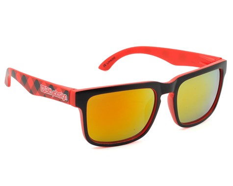 "Bittydesign Claymore Collection Sunglasses (Red ""Tartan"")"