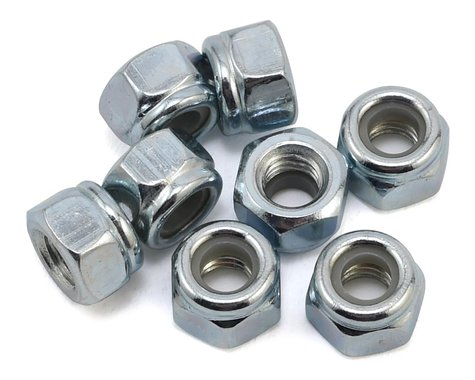 CRC M4 Steel Locknut (8)