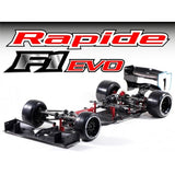 Rapide F1 Evo 1/10 Competition F1 Car Kit (PRE-ORDER)