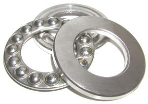 FT Thrust Bearing, 4x10mm