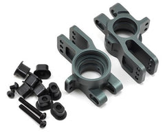 Mugen Seiki Aluminum Rear Hub Carrier Set (for Universals) - GRIPWORKS RC