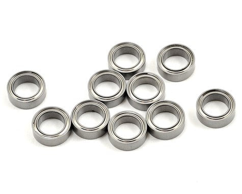 "ProTek RC 1/4x3/8x1/8"" Metal Shielded ""Speed"" Bearing (10)"