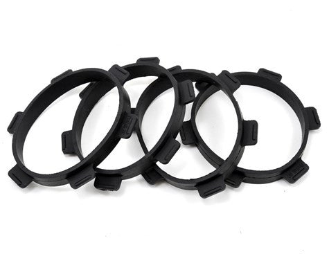 ProTek RC 1/8 Buggy & 1/10 Truck Tire Mounting Bands (4)