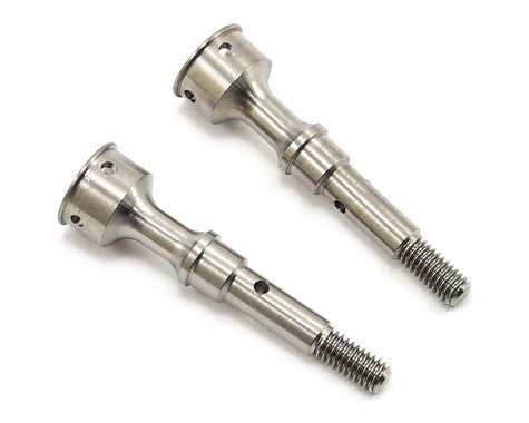 ProTek RC Associated B5/B6 HD Titanium Rear Axle (2)