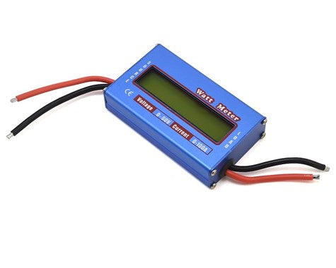 RaceTek Power Analyzer Watt Meter (100A/60V)
