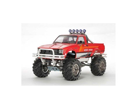 Tamiya 1/10 Toyota 4x4 Pick-Up Mountain Rider Limited Edition Kit (PRE ORDER)