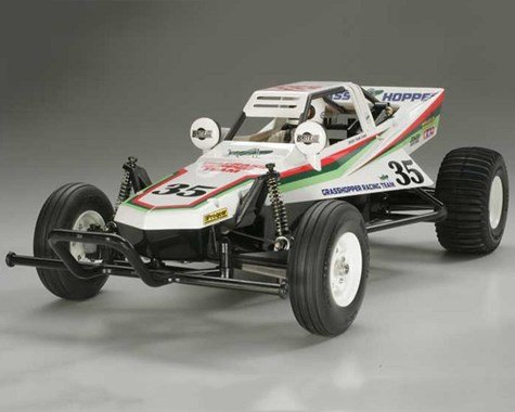 Tamiya Grasshopper 1/10 Off-Road 2WD Buggy Kit (PRE ORDER)