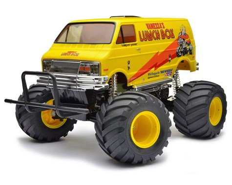 Tamiya Lunch Box 2WD Electric Monster Truck Kit (PRE ORDER)