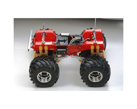 Tamiya Bullhead 4WD Off-Road Tractor Monster Truck Kit (PRE ORDER)