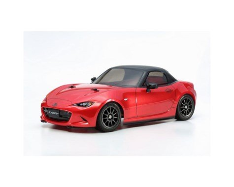 Tamiya Mazda MX-5 M-Chassis 1/10 FWD M-05 Electric Touring Car Kit (PRE ORDER)