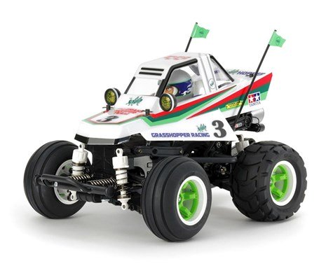Tamiya WR02CB Comical Grasshopper 1/10 Off-Road 2WD Buggy Kit (PRE ORDER)