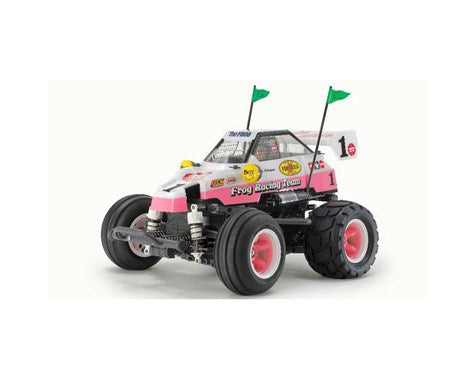 Tamiya WR02CB Comical Frog 1/10 Off-Road 2WD Buggy Kit (PRE ORDER)