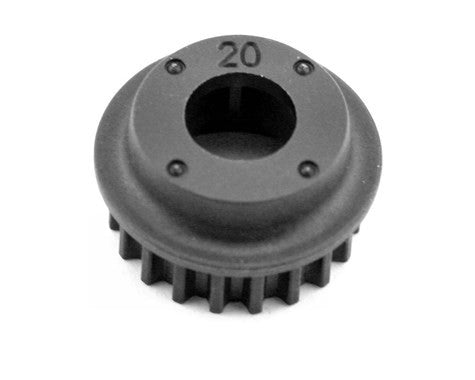 XRAY Composite Belt Pulley 20T - 2-Speed-Center (NT1)