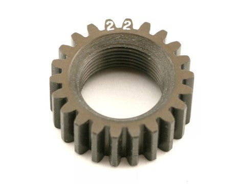 XRAY XCA Aluminum 2nd Gear Pinion (22T) - GRIPWORKS RC
