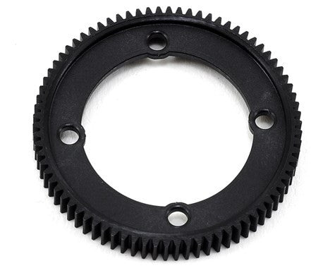XRAY 48P Composite Center Gear Differential Spur Gear (78T,81T,84T)
