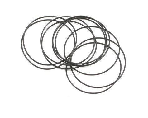 XRAY 24x0.7mm Silicone O-Ring (10)