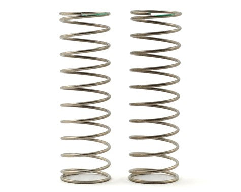 Yokomo Racing Performer Ultra Rear Buggy Springs (Green) (2) (Soft)