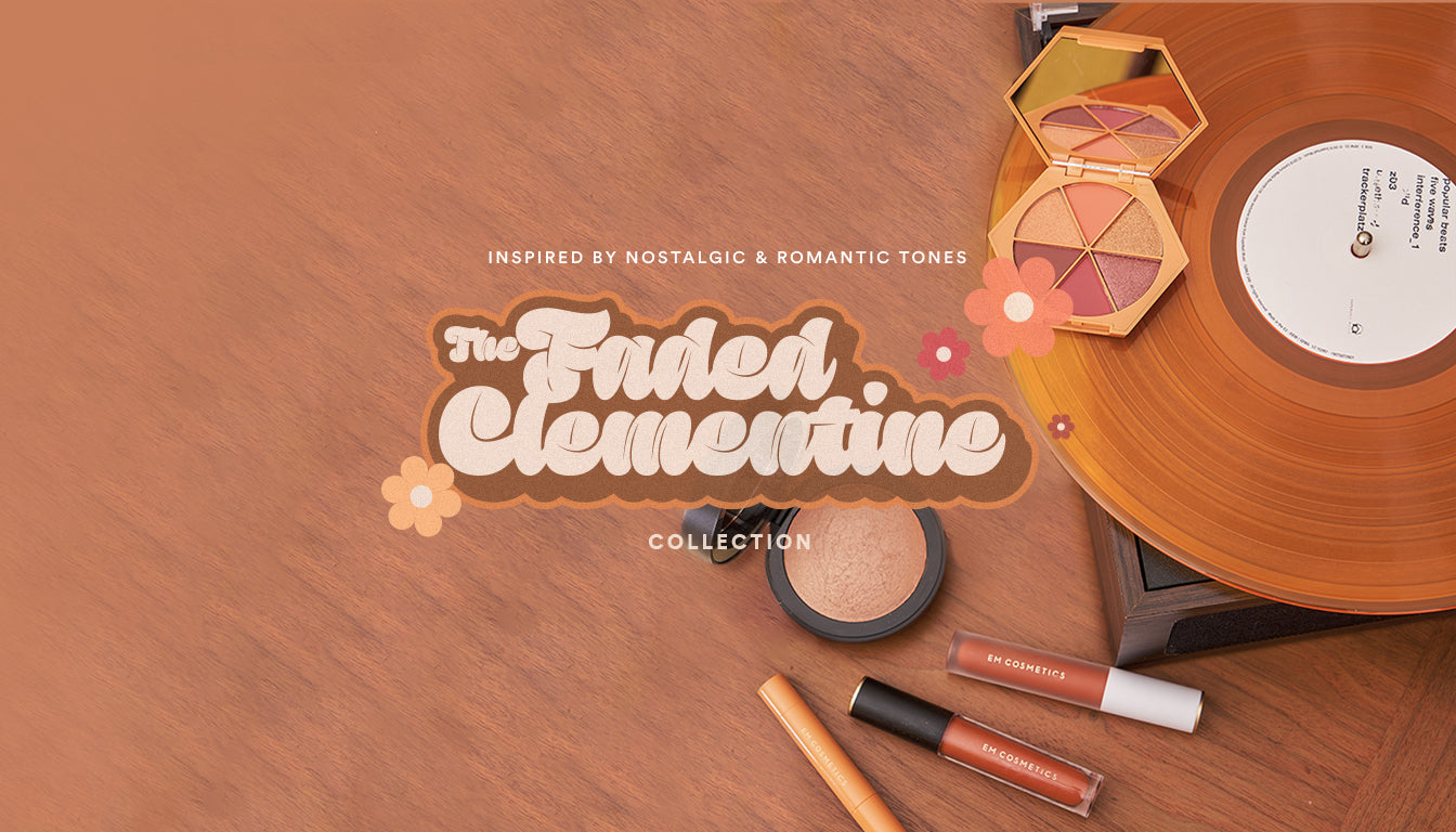 The Faded Clementine Collection