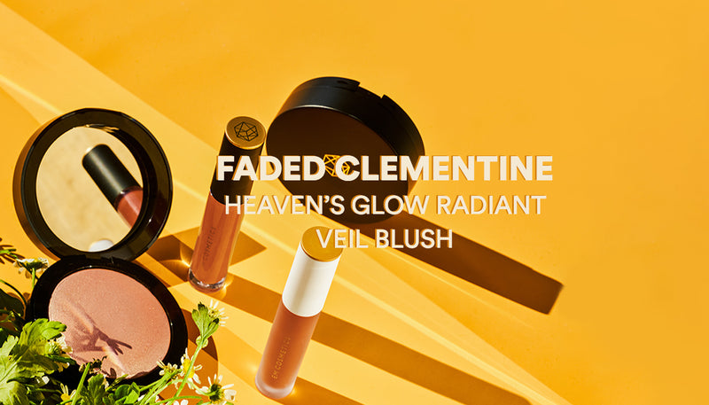 Heaven's Glow in Faded Clementine | One Product, Three Looks!