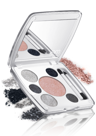 shade play<br/>artistic eye color palette
