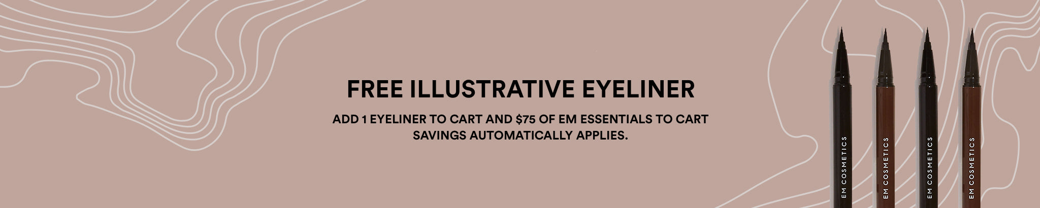 ILLUSTRATIVE EYELINERS