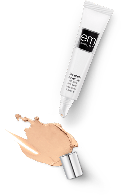 the great coverup<br/>ultimate concealer