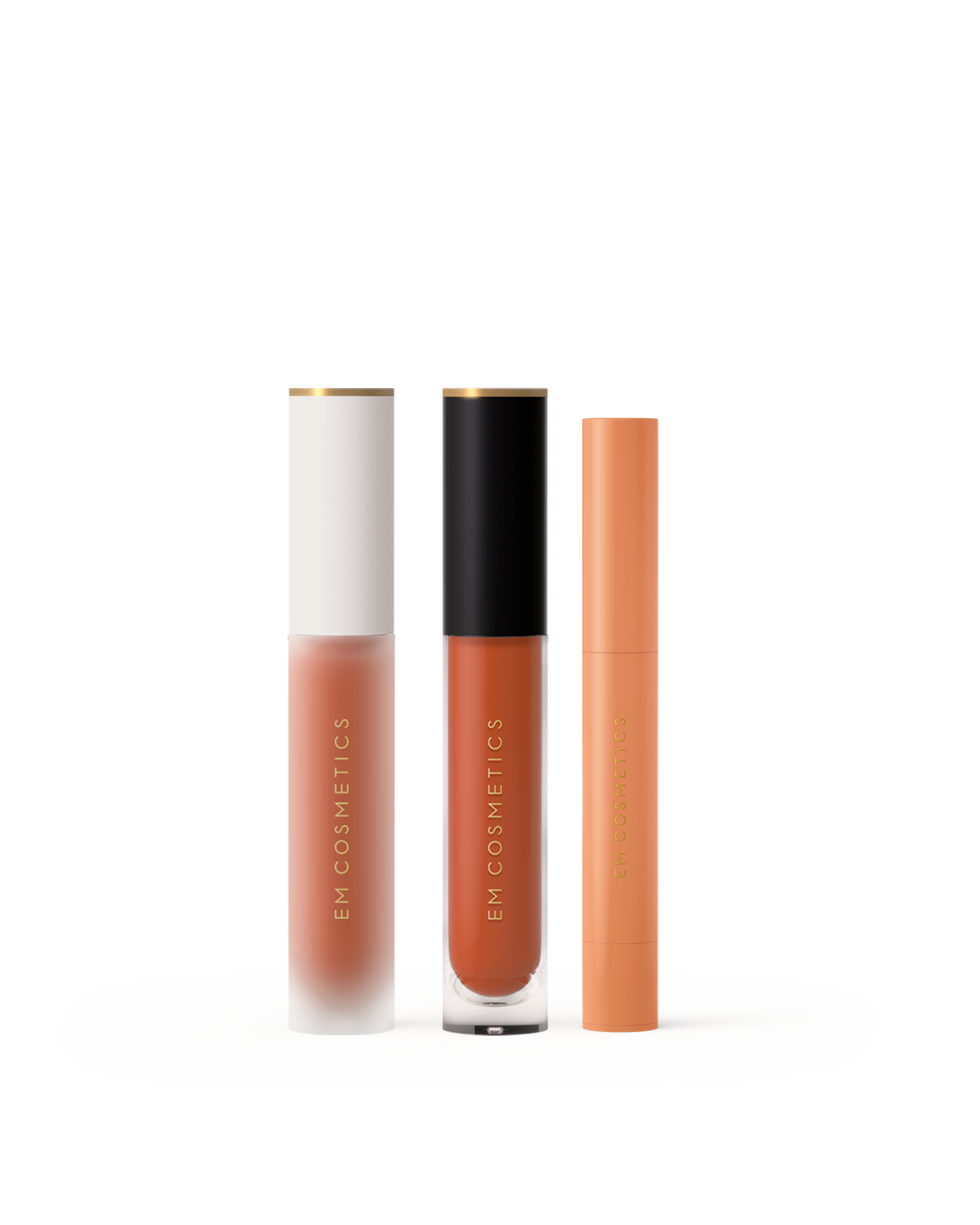 FADED CLEMENTINE LIP TRIO